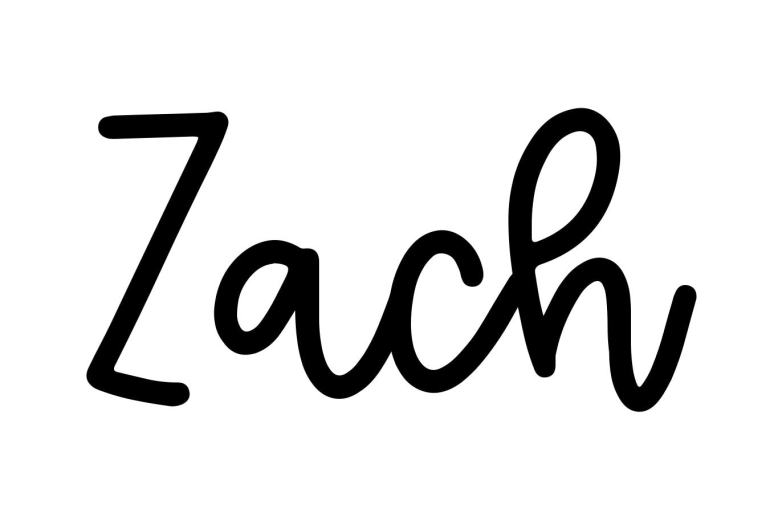 About the baby nameZach, at Click Baby Names.com