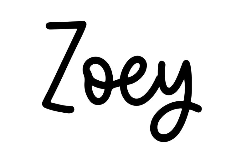About the baby nameZoey, at Click Baby Names.com