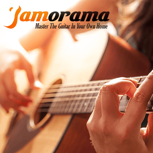 Jamorama - master the guitar in your own home