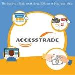 Kiếm tiền từ mạng tiếp thị liên kết Accesstrade