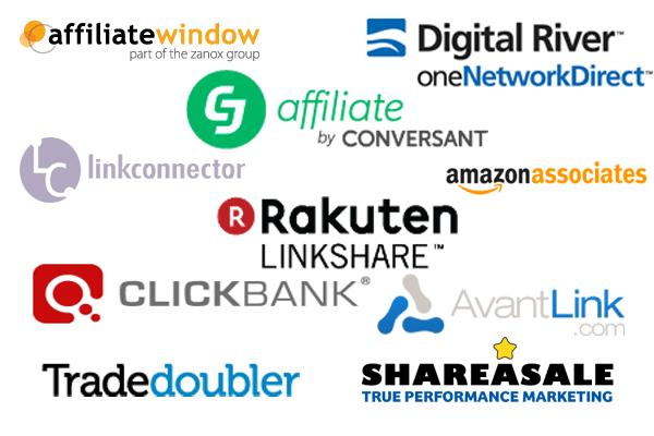 Top 10 Affiliate Network giúp bạn kiếm tiền online uy tín nhất 2017
