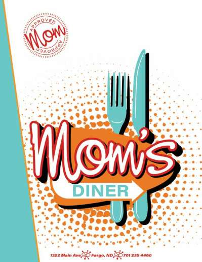 Mom's Diner menu-1