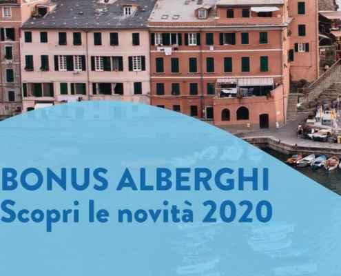 bonus alberghi 2020
