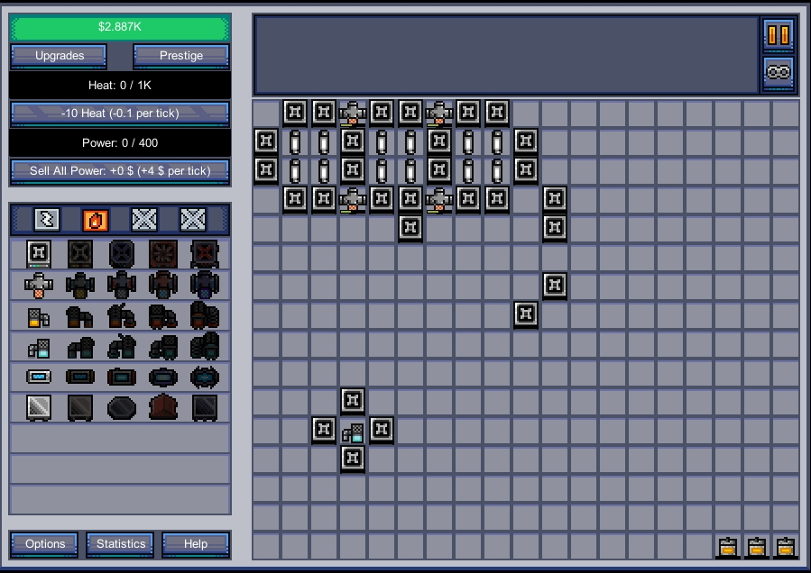 reactor incremental clicker games