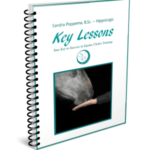 Key Lessons_Your Key to Success in Equine Clicker Training by HippoLogic