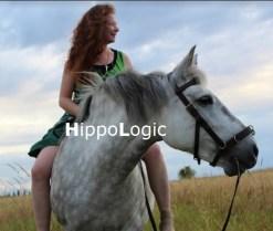hippologic clickertraining_Sandra en Kyra