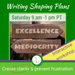 Join our interactive online class and learn to write your own shaping plan to make training easy and clear