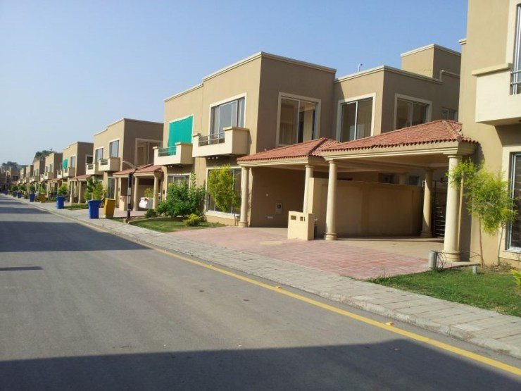 Bahria Town Karachi - Haroon's Estate and Builder