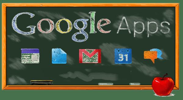 google apps for education backup