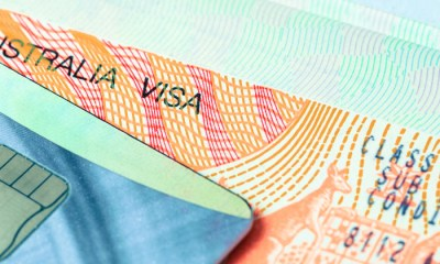 direct entry stream Visa Australia