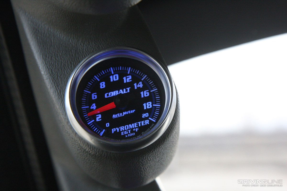 What Is an EGT Gauge and Why Does It Matter?