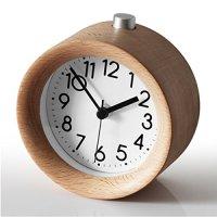 Cute Little Bedside Silent Alarm Clock,Aimarytech Creative ...