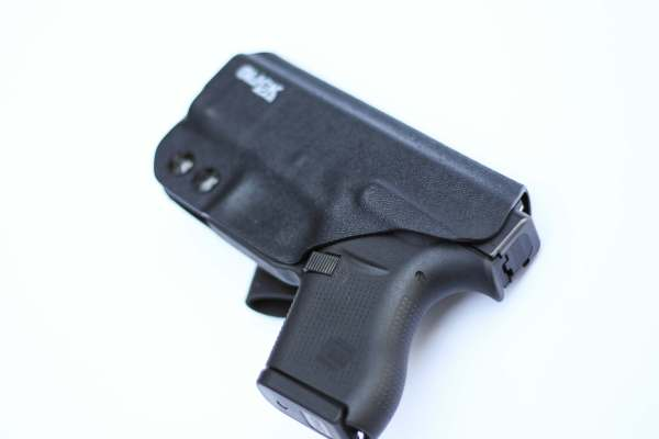 inside the waistband (IWB) saya loop kydex holster