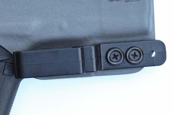 j-hook for kydex gun holster
