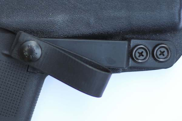 gun holster strut and loop by click holsters