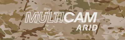 MultiCam™ Arid Fabric Kydex