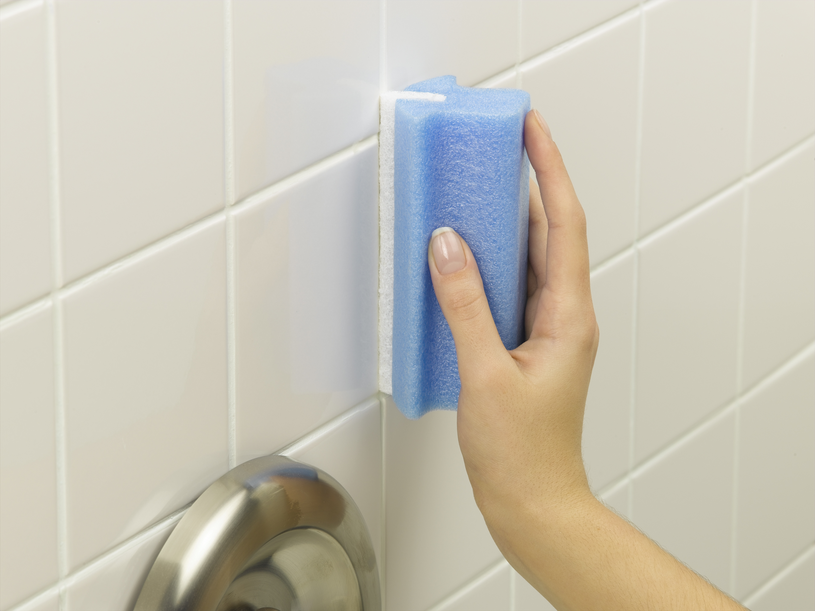 How to Clean Bathroom Grout  ClickHowTo