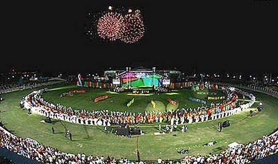 ICC Cricket World Cup 2011 Opening Ceremony  clickinformation