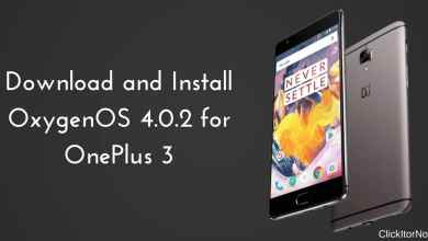 OxygenOS 4.0.2 for OnePlus 3