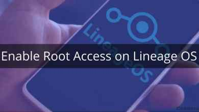 Enable Root Access on Lineage OS-min