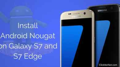 Android Nougat on Galaxy S7 and S7 Edge