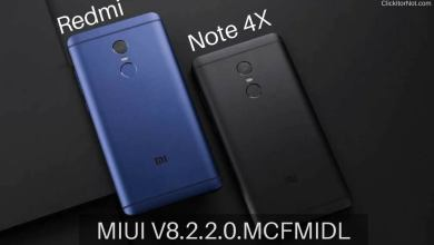 MIUI V8.2.2.0.MCFMIDL Global Stable ROM on Redmi Note 4X