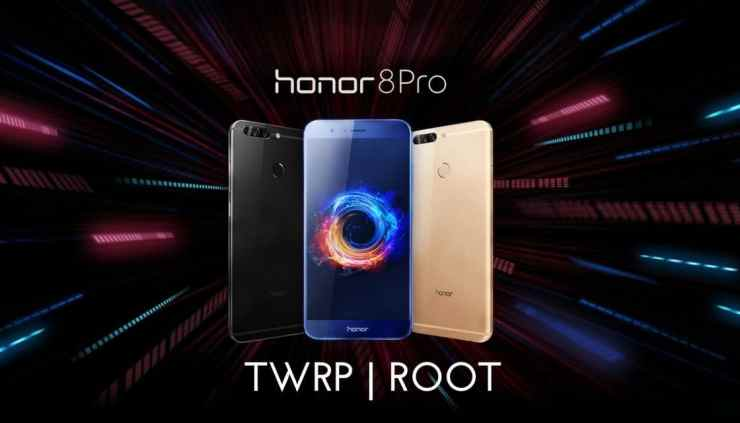 TWRP Recovery and Root Honor 8 Pro