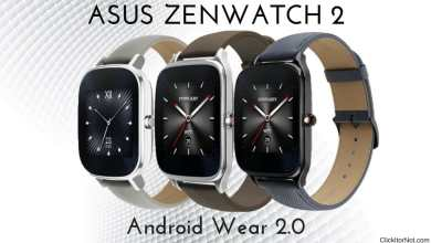 Android Wear 2.0 on Asus ZenWatch 2