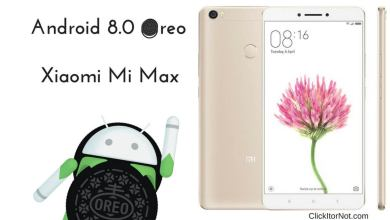 Android 8.0 Oreo on Xiaomi Mi Max