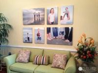 Photo Wall Display Ideas