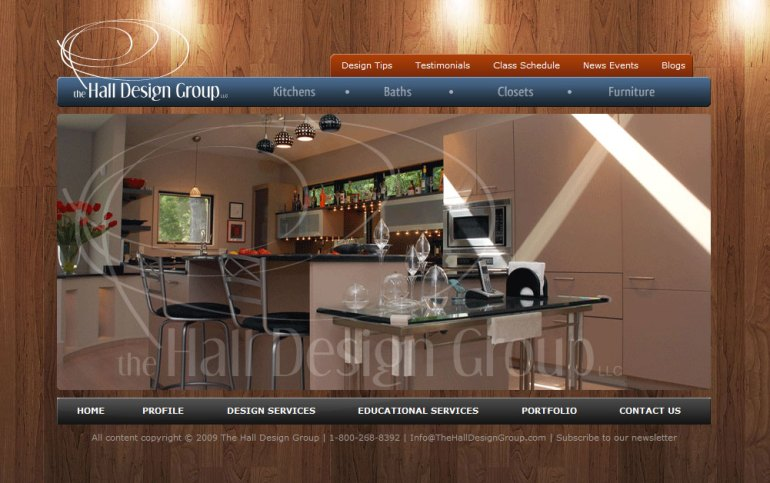 Hall Kitchen Design Group