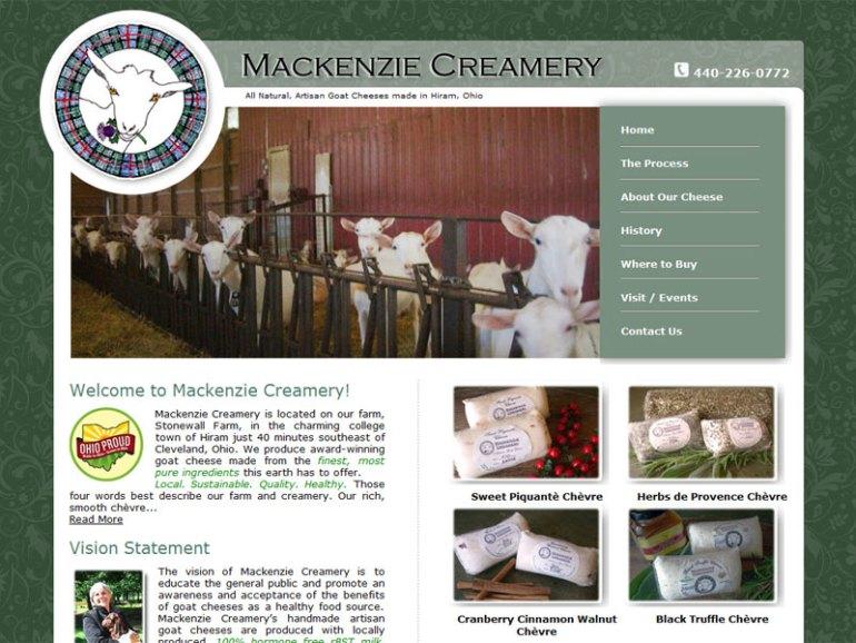 Mackenzie Creamery