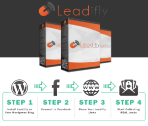 Leadifly gets real leads from Facebook