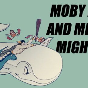 Equality FTW: Moby-Dick is Finally Going to be Rewritten from the Point of View of the Whale