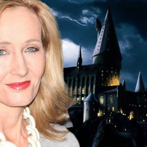"Making a Difference: JK Rowling says that the Harry Potter books are actually set in a migrant camp in Calais, and that Harry is ""maybe Somalian? Yeah, sure, that'll do."""