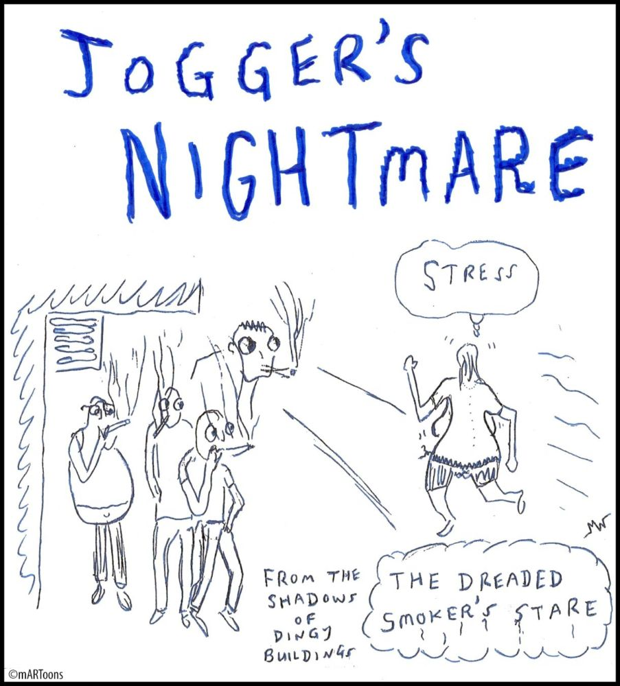 MT#12 Jogger's Nightmare by Martin West