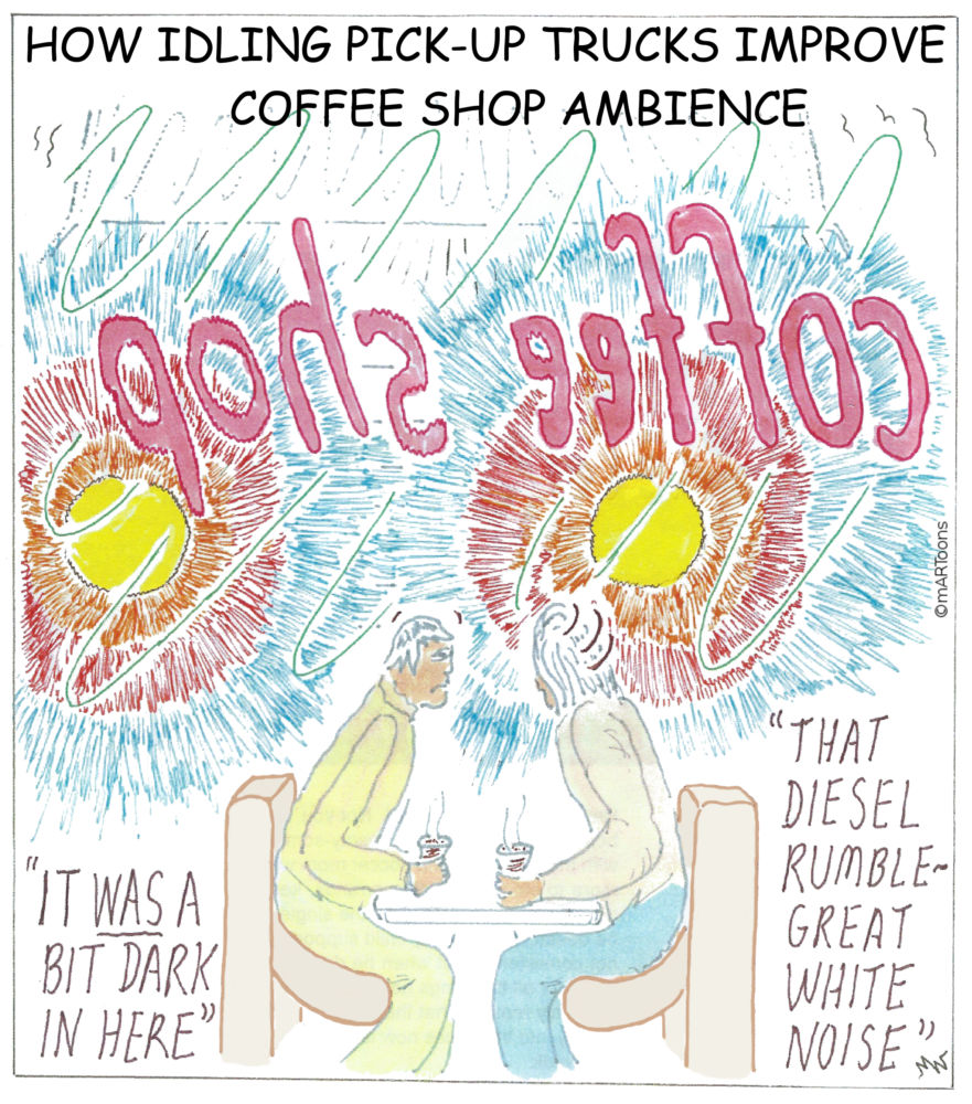 Best of September: MT#24 Cafe Ambience