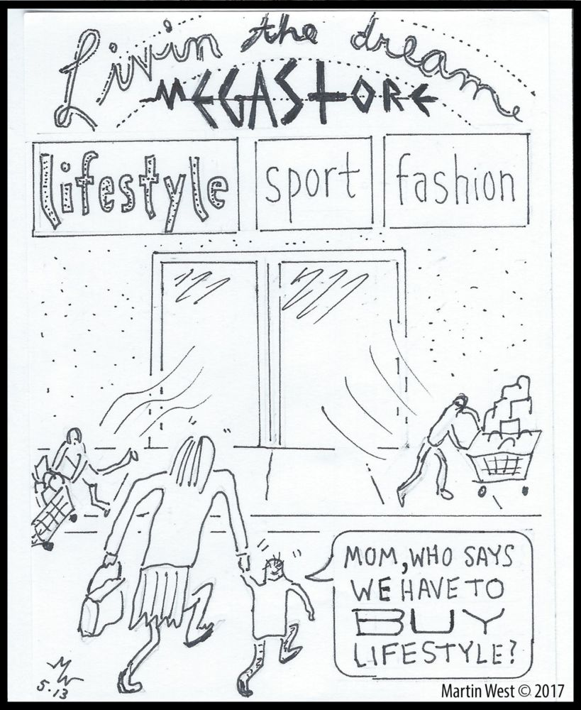 MT#40 Buy Lifestyle by Martin West
