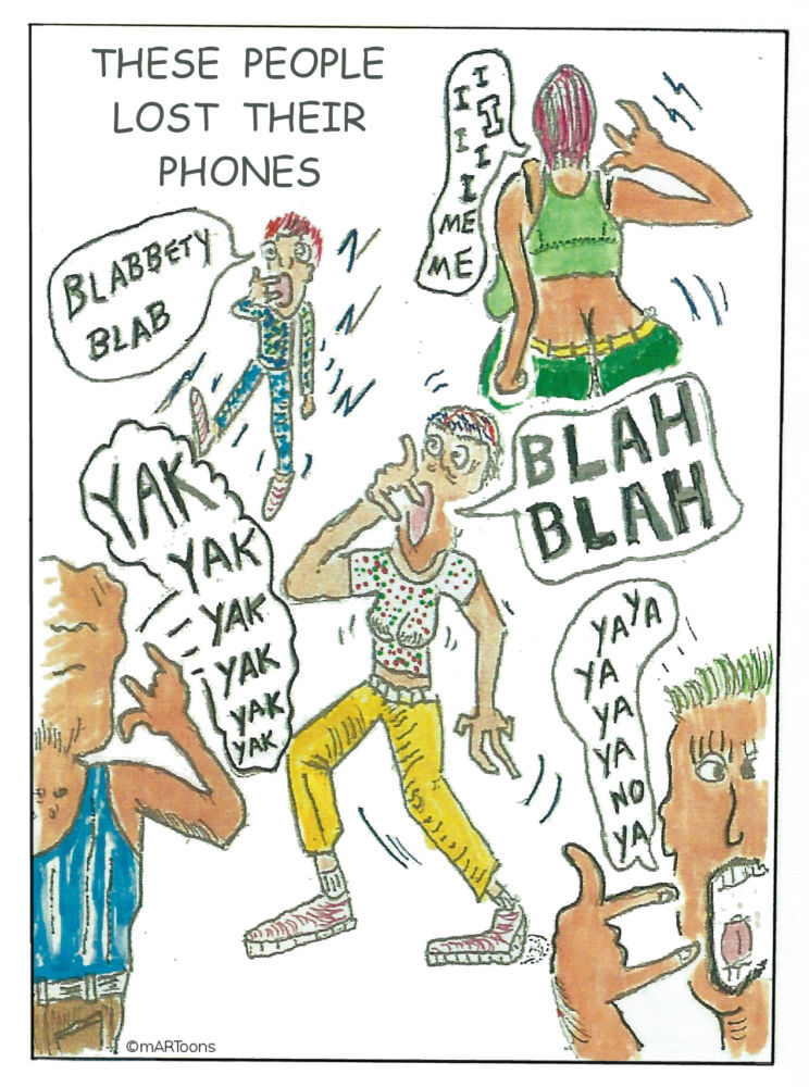 Best of October: MT#58 Lost Phone People by Martin West