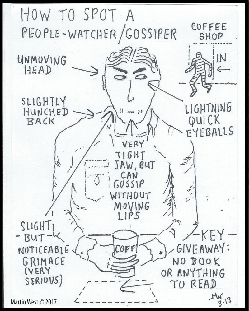 MT#94 Gossiper by Martin West