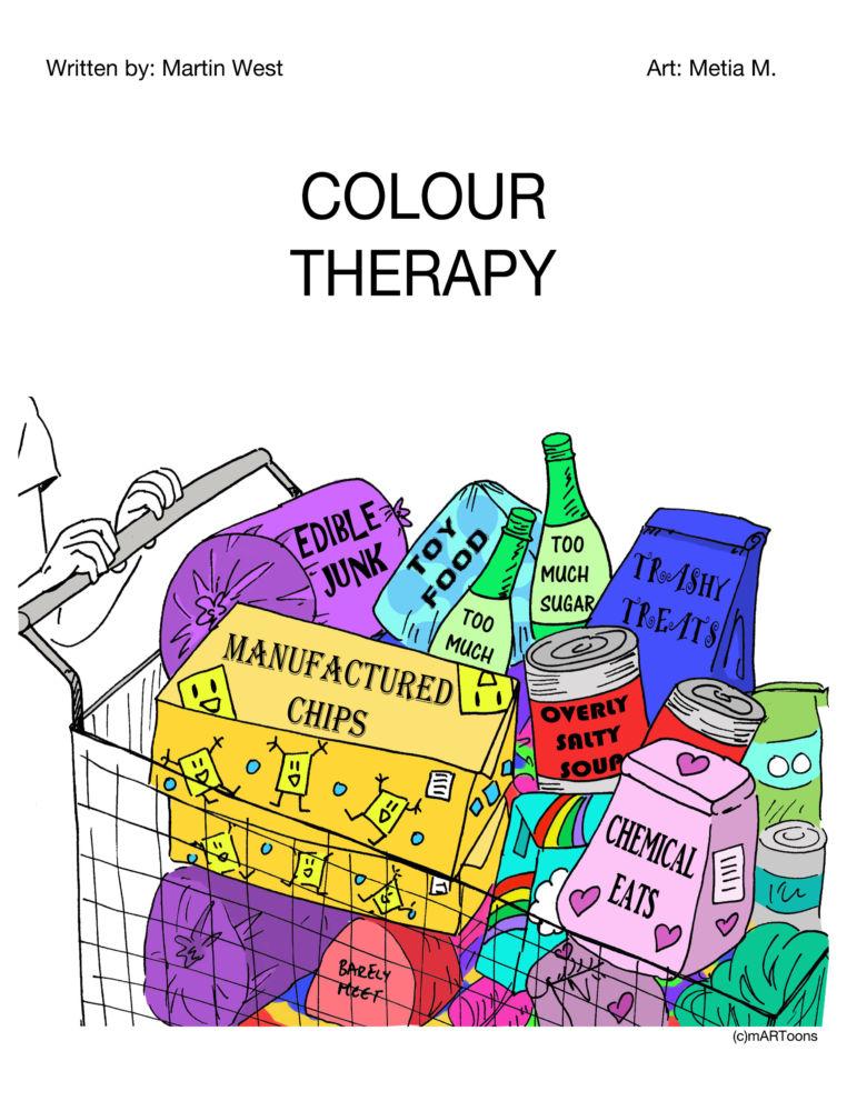 MT#116 Colour Food