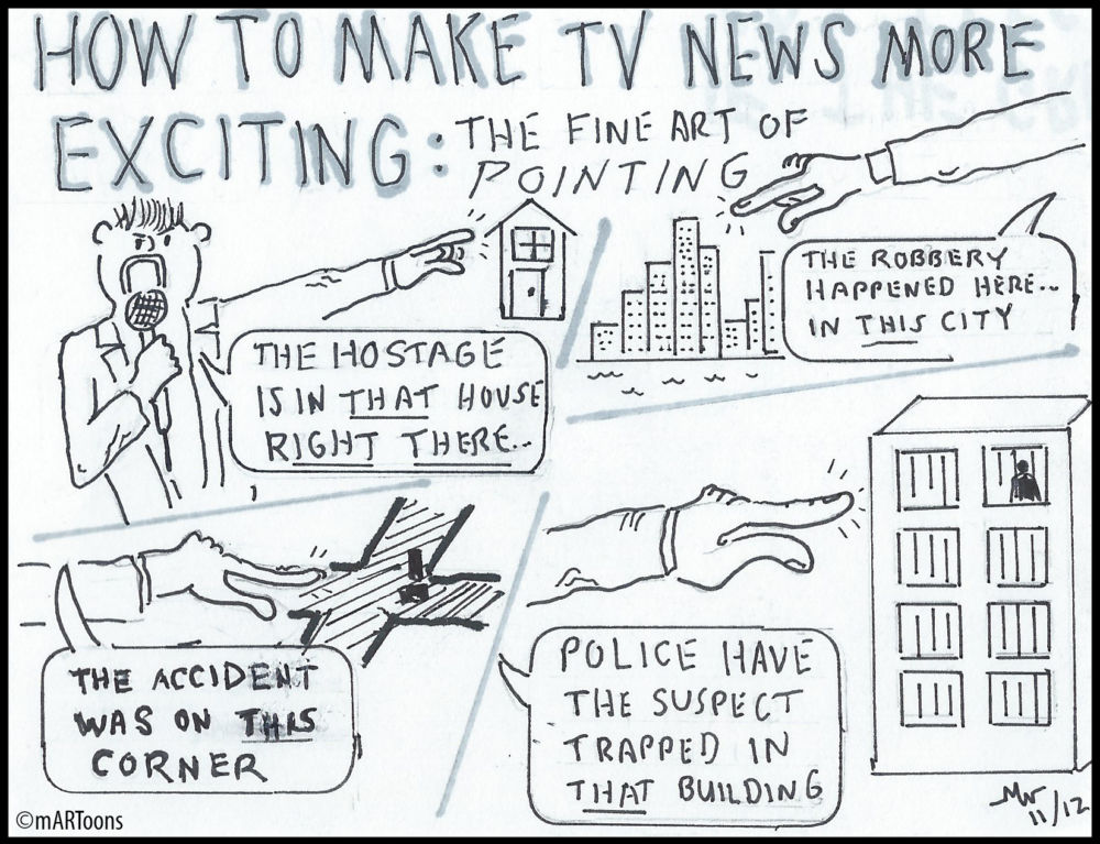 MT#128 Pointing News by Martin West