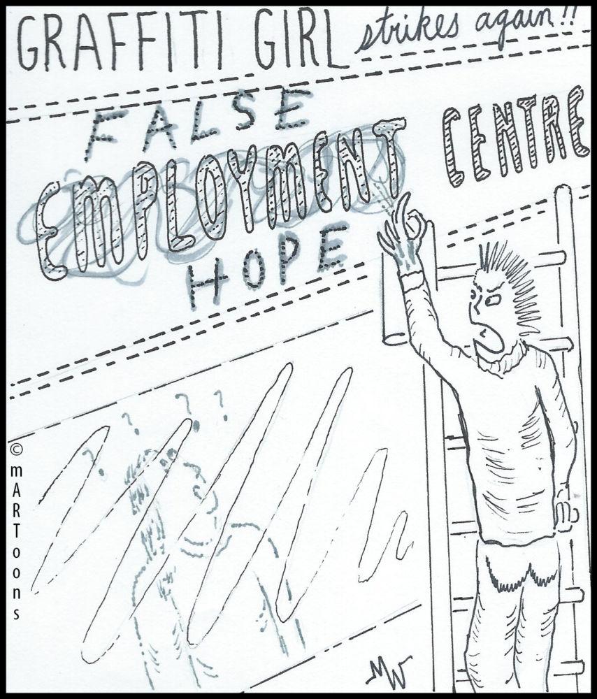 MT#132 False Hope Centre by Martin West