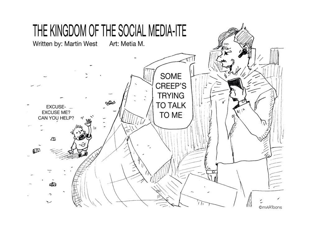 MT#186 Social Media King