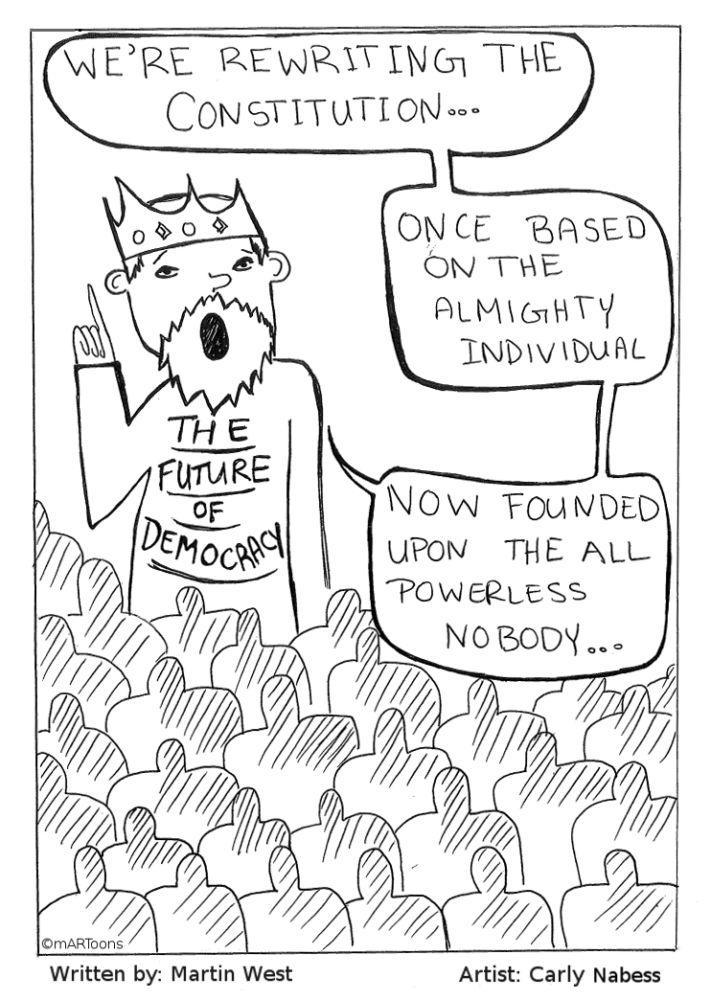 MT#232 Powerless Nobody by M. West & C. Nabess