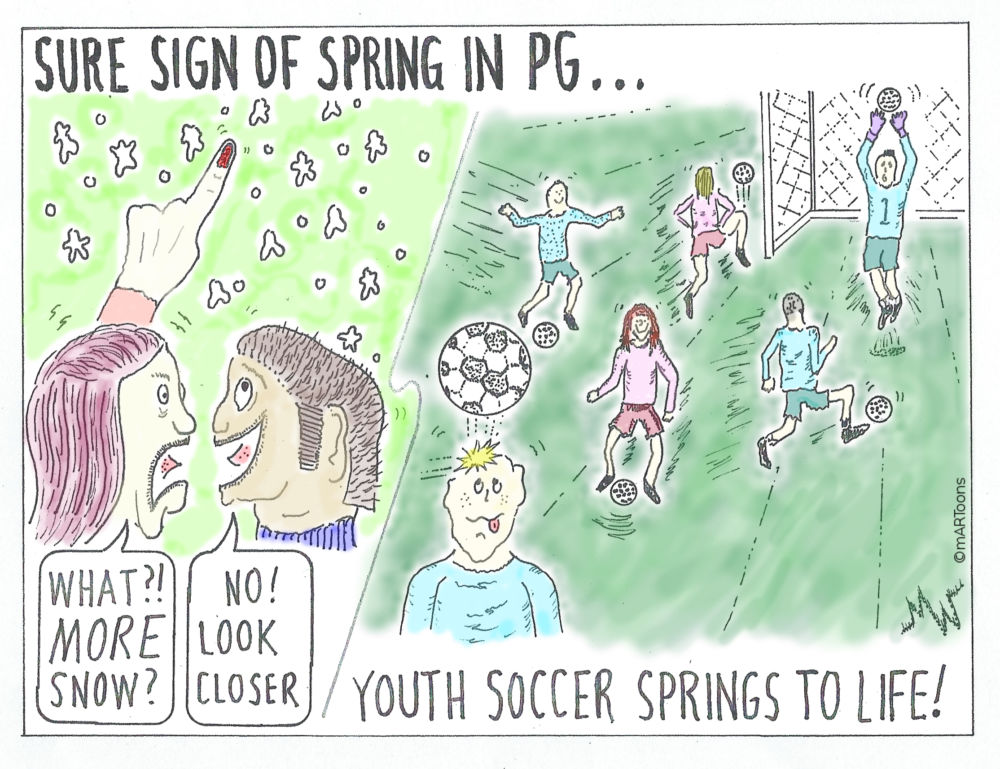 MT#272 Soccer by Martin West
