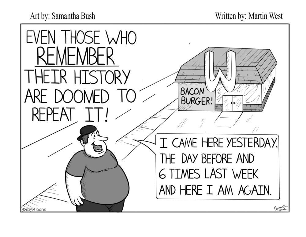 MT#281 Repeat History by M. West & Sam Bush