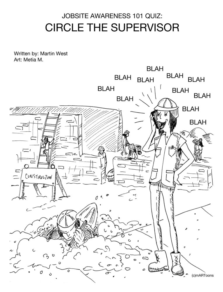 MT#291 Blah Blah Boss by Martin West & Tia