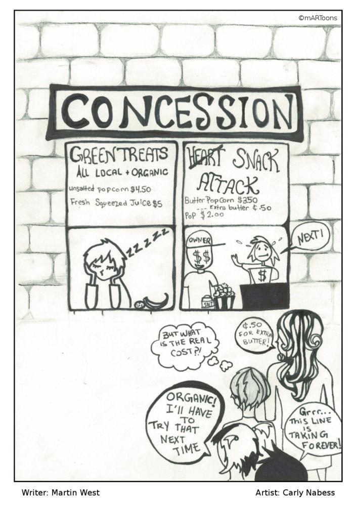 MT#302 Green Concession