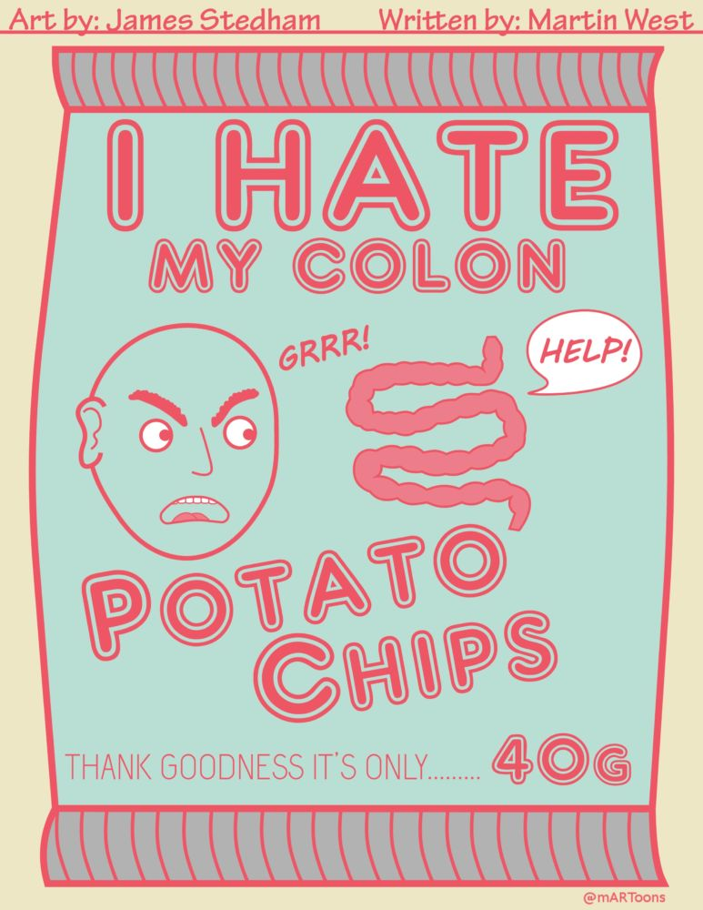 Best of August: MT#351 Hate My Colon by Martin West & James Stedham